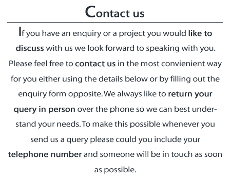 lewis and mellors contact us